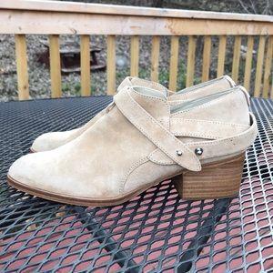 Rag & Bone Safari Brown Leather 9M(39) Ankle Boots